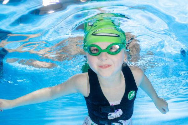 Turtle Pack KId's Goggles - Green